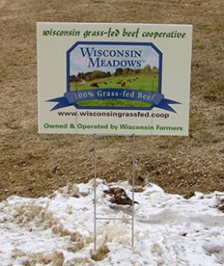 Promote the Wisconsin Meadows Brand!